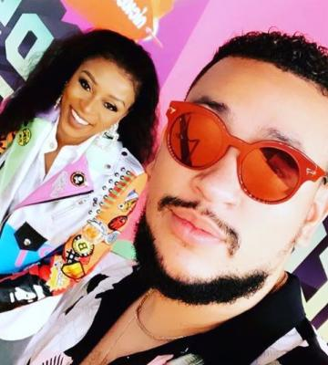AKA And DJ Zinhle Have Been Rumored To Part Ways