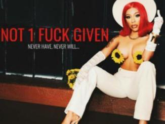 K. Michelle Not 1 F*ck Given Mixtape Download