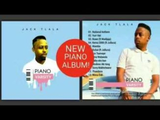 Jack Tlala Piano Varsity Album Zip Download