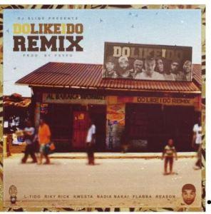 DJ Sliqe Ft. Kwesta & Reason Do Like I Do Remix Mp3 Download