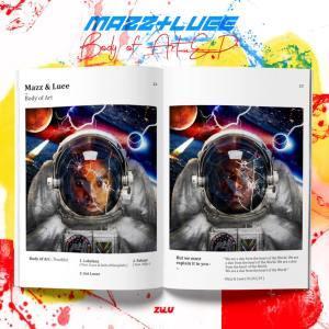 Mazz & Luee Body of Art EP ZIp Download