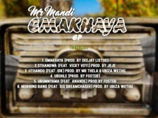 Mr Mandi Emakhaya Album Zip Download