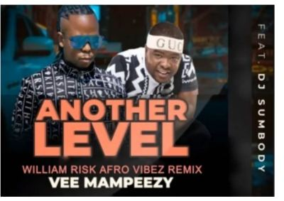 Vee Mampeezy Another Level (William Risk's Afro Vibez Remix) Ft. Dj Sumbody Mp3 Download