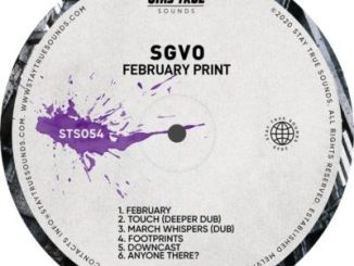 SGVO February Print EP Zip Download