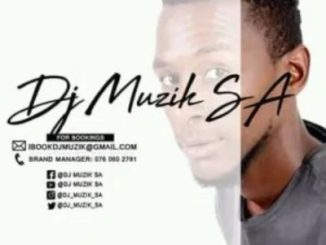 DJ Muzik SA Lalela Mp3 Download Ft. DJ Zue & Sbosh