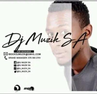 DJ Muzik SA Lalela Mp3 Download Ft. DJ Zue & Sbosh