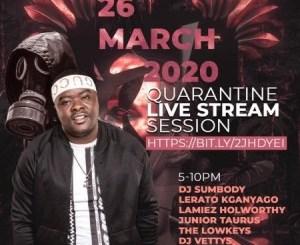 DJ Sumbody LockDown Mix Mp3 Download