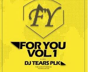 DJ Tears PLK For You Vol. 1 Zip Download