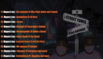 Mapara A Jazz CoronaVirus Mp3 Download