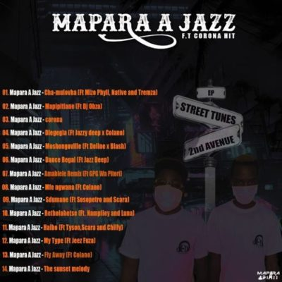 Mapara A Jazz CoronaVirus Mp3 Download