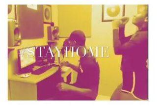 Raneleigh Barry Smit Ft. Dj KenzO Stayhome Mp3 Download