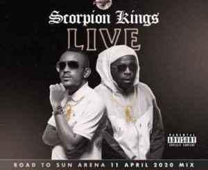 Scorpion Kings Live Concert Postponed Due To Coronavirus (COVID-19)