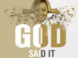 DOWNLOAD Buhle Thela God Said It Mp3