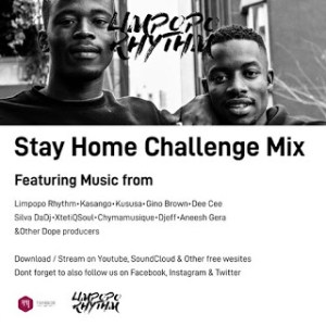 Limpopo Rhythm Stay Home Challenge Mix Mp3 Download
