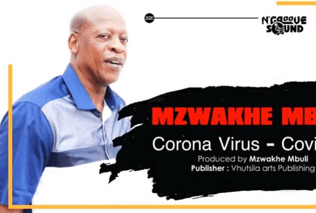 Mzwakhe Mbuli Corona Virus Covid 19 Mp3 Download
