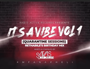 SjavasDaDeejay Its A Vibe Quarantine Sessions Vol 1. Mp3 Download