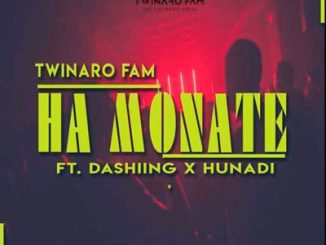 Twinaro fam Ha Monate (Ft. Dashing & Hunadi) Mp3 Download