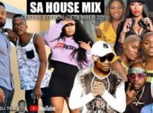 South African House Music Mix 2020 ft. Master KG, TNS, DJ Zinhle, DJ Maphorisa Mixed by DJ TKM Mp3 Download