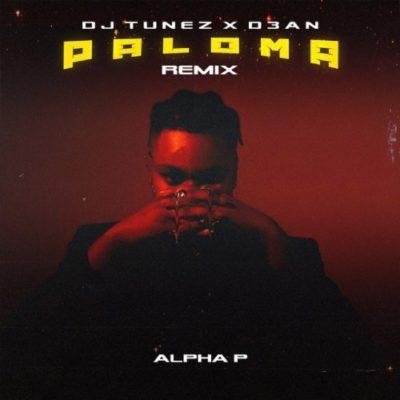 DOWNLOAD DJ Tunez Paloma Mp3 (Remix) (Amapiano) Ft. D3AN, Alpha P Fakaza
