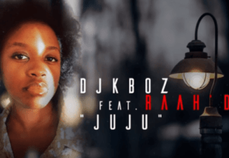 Dj Kboz Juju Ft. Raah'do Mp3 Download Fakaza