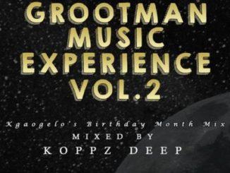 Koppz Deep Grootman Music Experience Vol.002 Mp3 Download Fakaza
