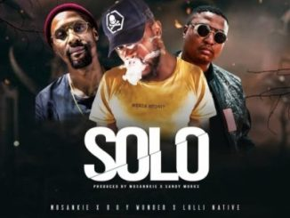 Mosankie SOLO Mp3 Download Fakaza