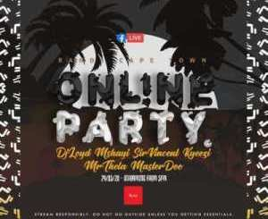 Download Mr Thela Rands Online Party Mp3 Fakaza