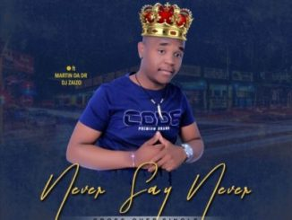 Inkos'yamagcokama Never Say Never Mp3 Download (Amapiano Version) Fakaza