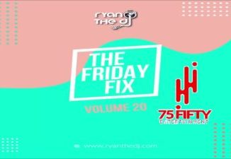 Ryan The DJ (ZA) The Friday Mix (20-03-2020) Mp3 Download fakaza