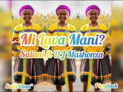 Salani ft DJ Mashonza Mi Lava Mani (2020) New hit Mp3 Download
