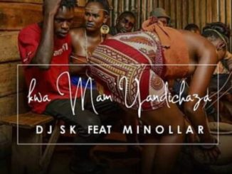 DJ SK Kwa Mam' Yandichaza Mp3 Download Fakaza