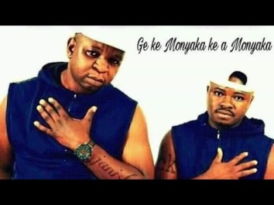 DOWNLOAD Double Trouble Ge Kemonyaka Kea Monyaka Mp3 fakaza