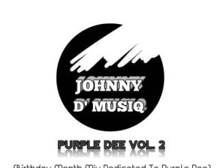DOWNLOAD Johnny D'MusiQ Purple Dee Mix Vol. 2 Mp3 fakaza