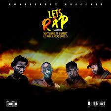 Download Purple Keyz, Tony Dangler, Impakt, Illy Amin, & Vocab Isaacs ZA Let's Rap Mp3 Fakaza