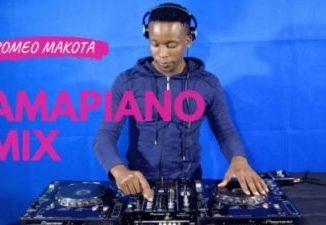 Download Romeo Makota Amapiano Mix Mp3 Fakaza