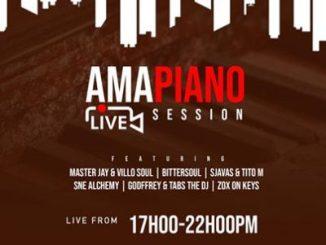Download Sjavas Da Deejay & Tito M Amapiano Live Session Mp3 Fakaza