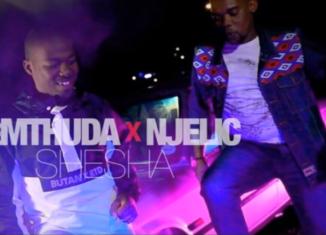 De Mthuda & Njelic Amapiano Mix Mp3 Fakaza Download
