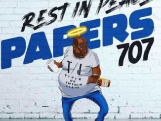 Dj Shima Maphepha (Tribute to Papers 707) Mp3 Fakaza Download