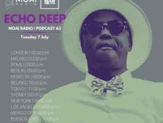 DOWNLOAD Echo Deep MOAI Radio Podcast 63 Mp3 Fakaza