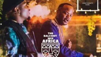 Major League Amapiano Live Balcony Mix 23 Mp3 Fakaza Download