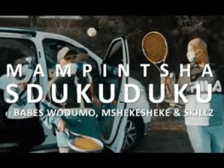 DOWNLOAD Mampintsha Sdukuduku Ft. Babes Wodumo & Mshekesheke Mp3 Fakaza Music