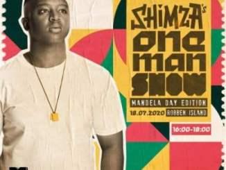 DOWNLOAD Shimza Mandela Day Mix 2020 (One Man Show) Mp3 Fakaza Music