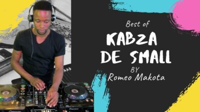Best of Kabza De Small I Am The King Amapiano Album mix 07 July 2020 By Romeo Makota Mp3 Fakaza Download