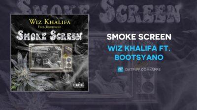 Wiz Khalifa Smoke Screen ft Bootsyano Mp3 Download