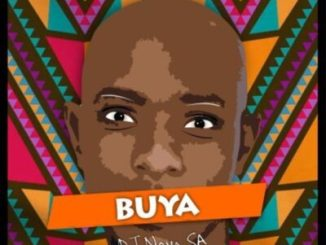 Dj Nova SA Buya Mp3 Fakaza Download