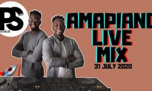 Fakaza Music Download PS DJz Amapiano Mix Mp3