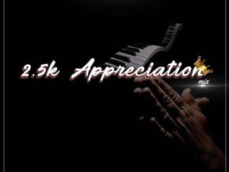 Fakaza Music Download Dj Shima 2.5k Appreciation Mix Mp3