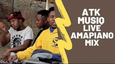 Fakaza Music Download ATK Musiq Thejournalistdj Amapiano Mix Mp3