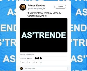 Fakaza Music Download Prince Kaybee As'Trende (Extended Mix) Mp3