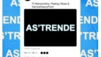 Fakaza Music Download Prince Kaybee As'Trende Mp3